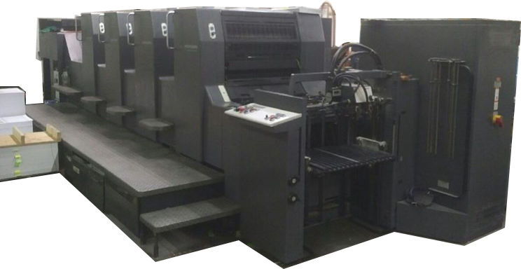 Trims Sourcing Offset Printing Machine